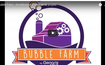 #BubbleFARM #GREAT venez rencontrer nos «BubbleFarmers» et participer a nos pitchs