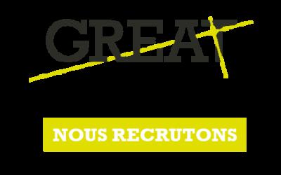 #GREATJOB H/F [CESURE] Stagiaire Architecte Systeme & Innovation Période : Octobre 2021 à Juin 2022